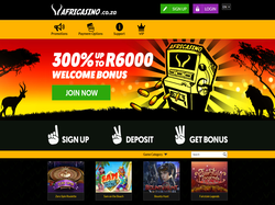 Play Africasino Now