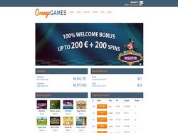Play OrangoGames Now