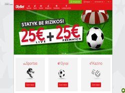 Play OlyBet - Lithuania Now