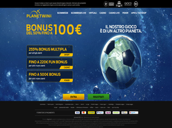 Play Planet Win 365 Italy Now
