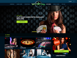 Play Wixstars Live Casino Now