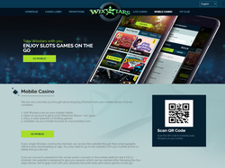 Play Wixstars Mobile Casino Now