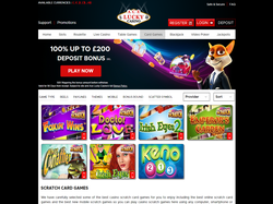 Play Ace Lucky Scratch Card Games Now