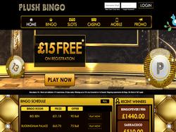 Play Plush Bingo Now