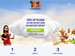 Play TS Casino Now