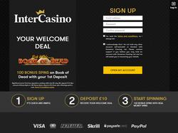 Play InterCasino UK Now