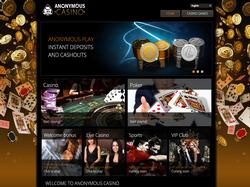 Play Anonymous-Casino Now