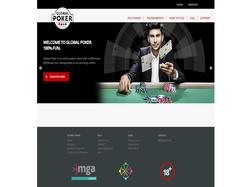 Play Global Poker Now