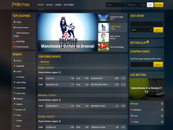 Play 24Betting Now