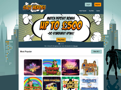 Play Slot Heroes Now