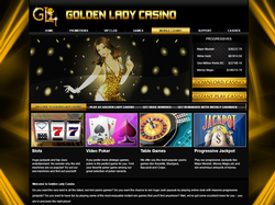 Play Golden Lady Casino Now