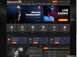 Play Bet Sensation Now