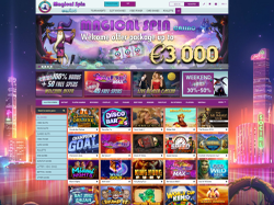Play Magical Spin Casino Now