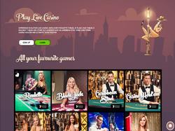 Play Joreels Live Casino Now