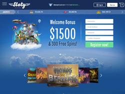 Play Sloty Now
