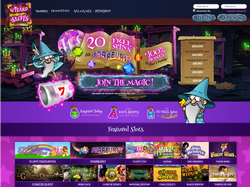 Play Wizard Slots Now