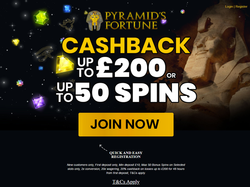 Play Pyramid's Fortune Now