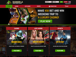 Play Shangri La Online Casino and Sports Now