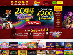 Play Easy Slots Now