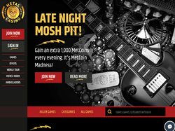 Play Metal Casino Now