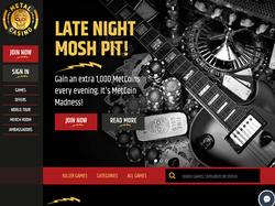 Play Metal Casino Now