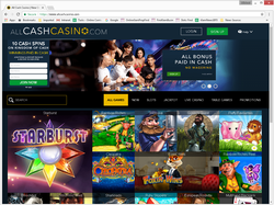 Play All Cash Casino Now