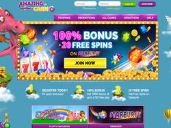 Play Amazing Casino Now