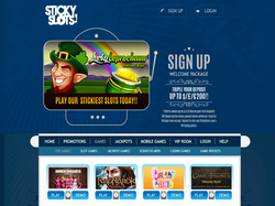 Play StickySlots Now