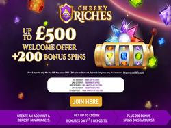 Play Cheeky Riches Now