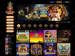 Play Cleopatra Casino Now