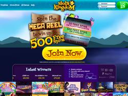 Play Slots Kingdom Now