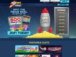 Play Rocket Slots Now
