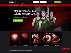 Play Betsafe Lithuania Now