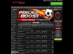 Play Supabets Ghana Now