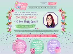 Play Zoe's Bingo Now