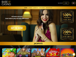 Play Babe Casino Now