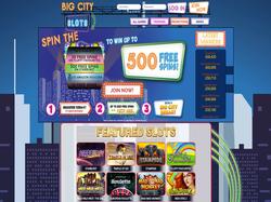 Play Big City Slots Now