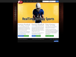 Play RealTime Fantasy Sports Now