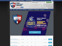 Play National Fantasy Championships Now