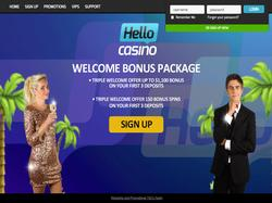 Play Hello Casino Now