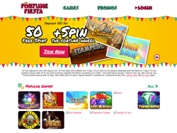 Play Fortune Fiesta Now
