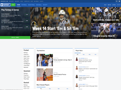 Play CBS Fantasy Sports Now