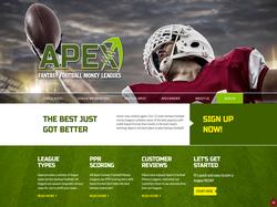Play Apex Fantasy Football Money Leagues Now