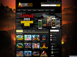 Play Volcanic Slots Now