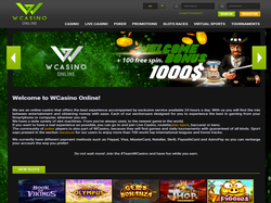 Play WCasino-Online.net Now
