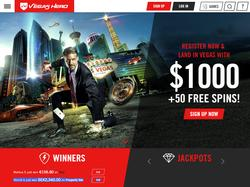 Play Vegas Hero Now