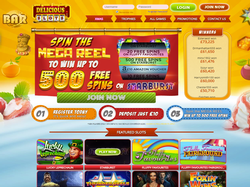 Play Delicious Slots Now