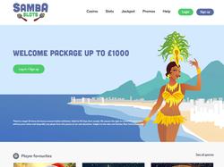 Play Samba Slots Now