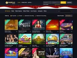 Play Fairplay Casino Now