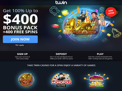 Play Twin Casino Now